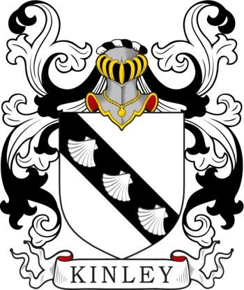 KINLEY family crest