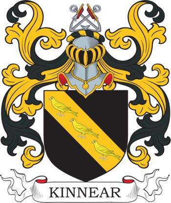 KINNEAR family crest