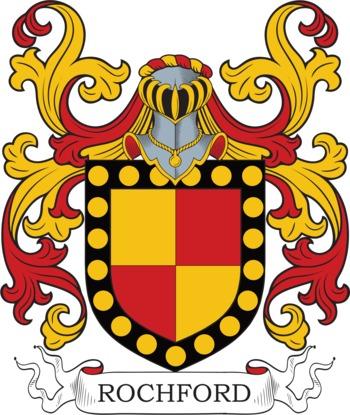 ROCHFORD family crest