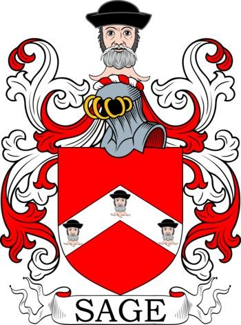 SAGE family crest