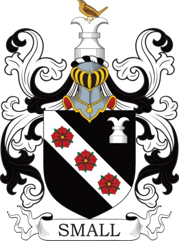 SMALL family crest