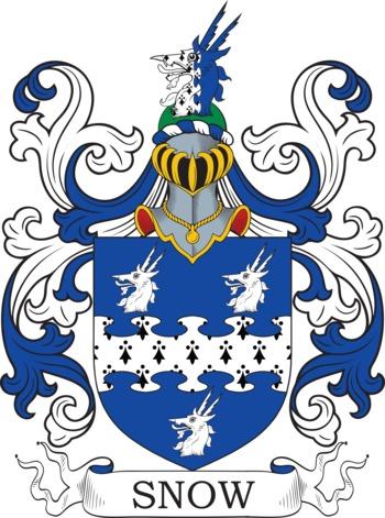 SNOW family crest