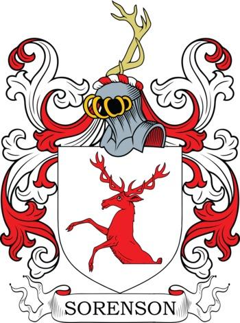 SORENSON family crest