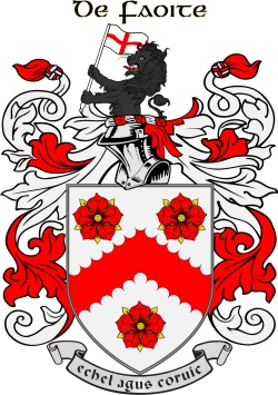 WIGHT family crest